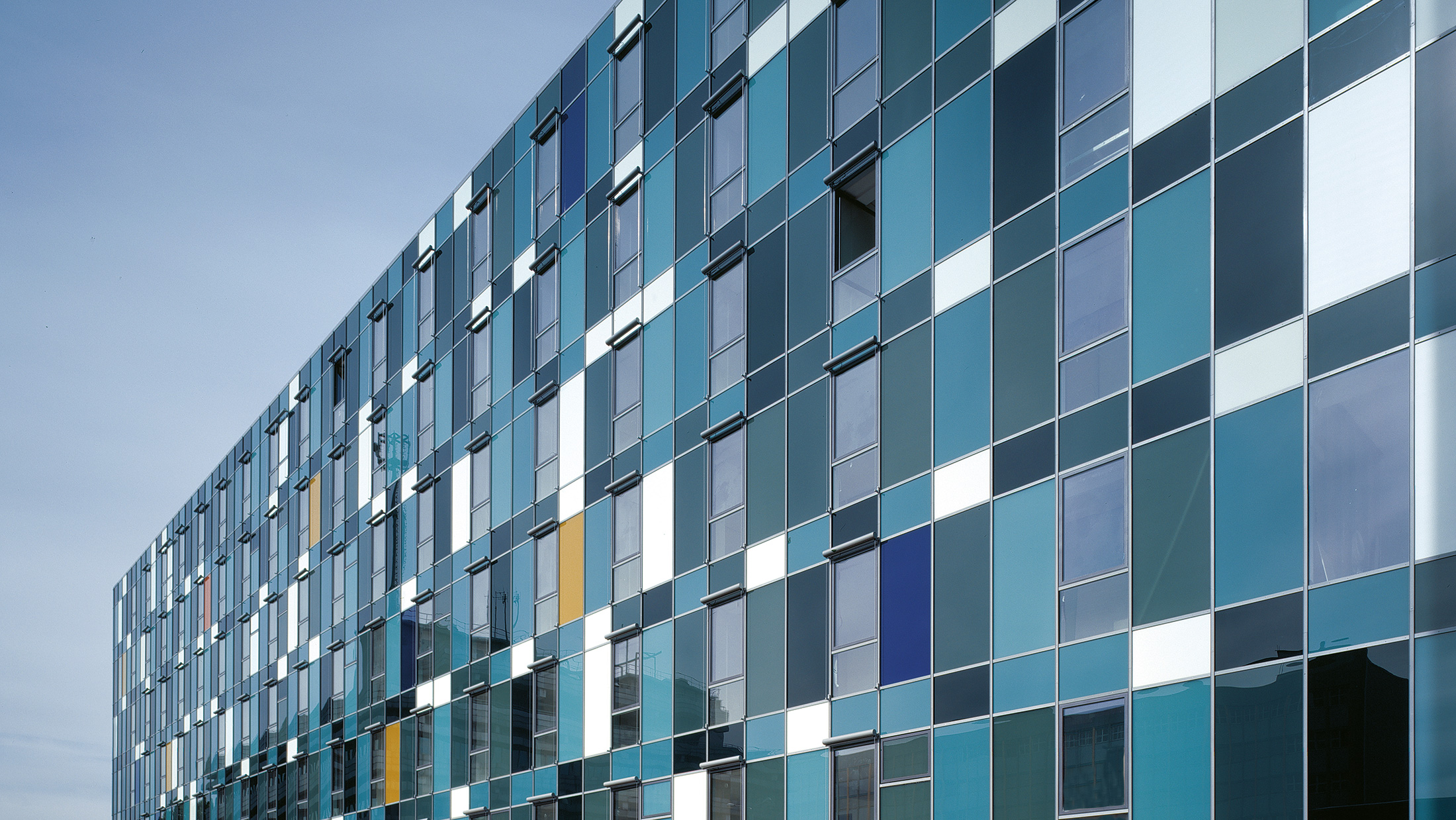 Facade Panels Semco Color